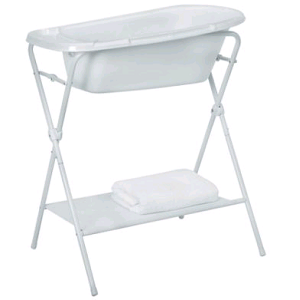 Bath & Stand – Hire For Baby