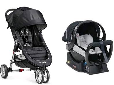 Baby Jogger City Mini With Unity Hire For Baby