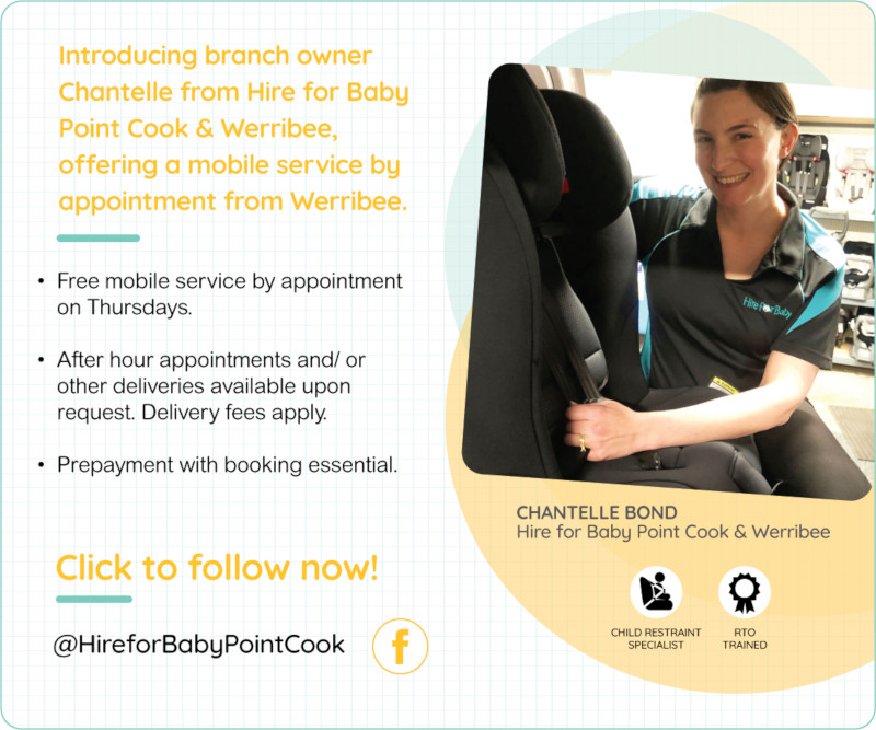 Point Cook Vic Hire For Baby