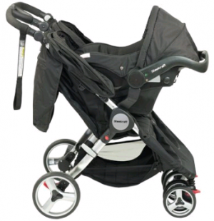 steelcraft agile infant carrier instructions