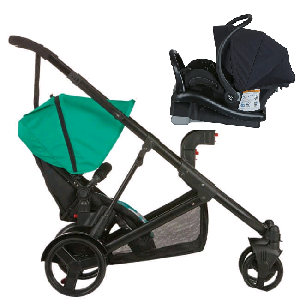 capsule plus pram Bertini