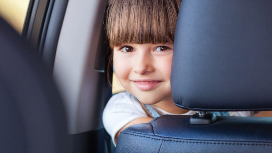 When Can My Child Sit In The Front Seat?