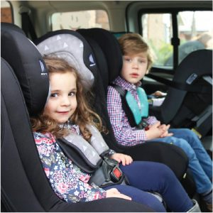 Child Car Restraints